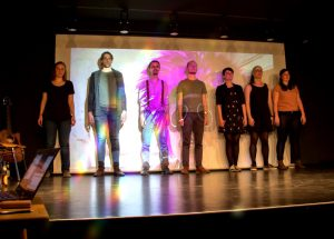 Die Show der Gemeinsamkeiten feat. Unisport Theatersportkurs