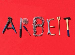 ARBEIT – Das Werk zur Stelle