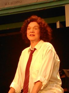 Die Pianistin. Ein Nachspiel Theaterabend über Clara Schumann @ Händelhaus